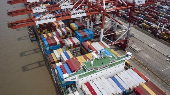 9.000 lít bia, 8.000kg thịt bò Úc bị chặn ở cảng Trung Quốc - Ảnh 1.