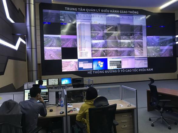 Hoàn thành phục hồi giao thông thông minh trên cao tốc TP.HCM - Trung Lương - Ảnh 1.