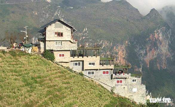 Bộ đề nghị Hà Giang cung cấp thông tin Mã Pì Lèng Panorama bề thế hơn sau cải tạo - Ảnh 1.