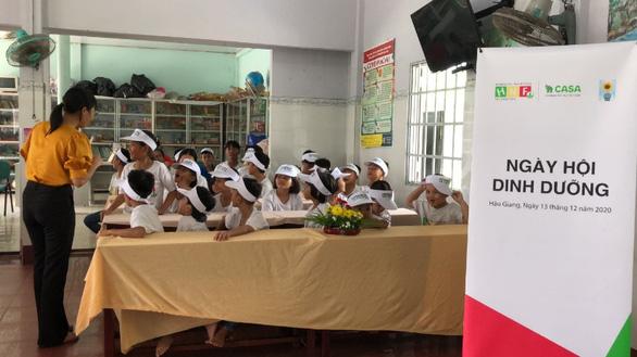 Herbalife Việt Nam tổ chức Ngày hội dinh dưỡng. - Ảnh 1.