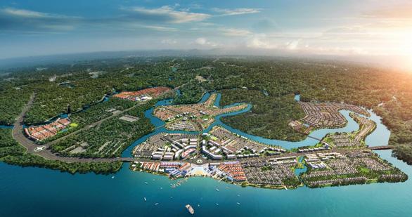 Khám phá điểm nhấn phong thủy đô thị đảo Phượng Hoàng - Ảnh 2.