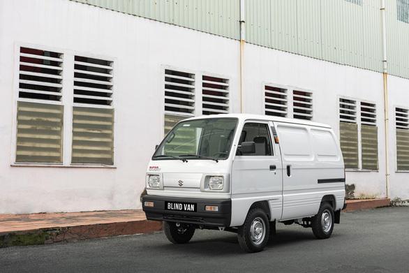 Xe tải nhẹ Suzuki - Nhỏ gọn, hiệu quả cho nhu cầu vận chuyển cuối năm - Ảnh 3.