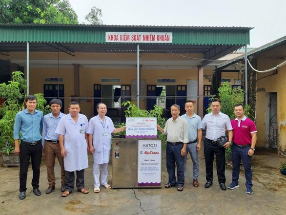 Nhìn lại chặng đường Mutosi Vững vàng sức khỏe Việt năm 2020 - Ảnh 3.