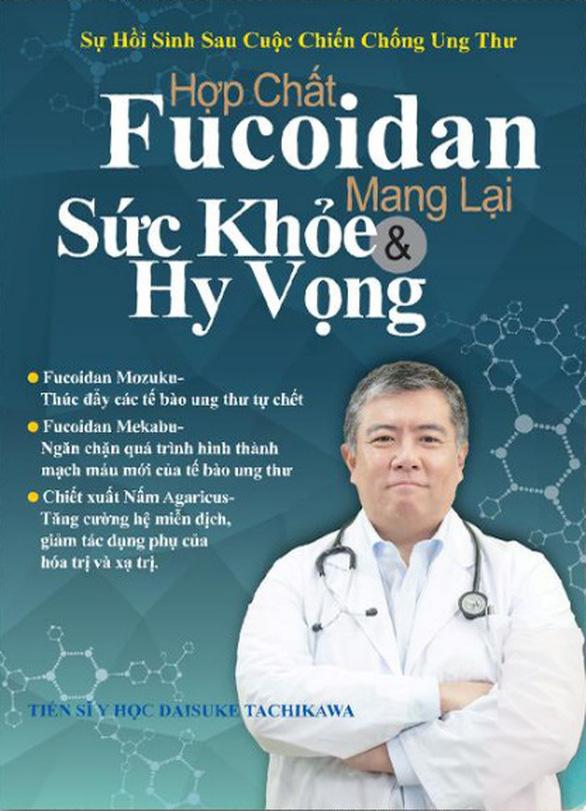 Tác dụng của Fucoidan trong hỗ trợ điều trị ung thư - Ảnh 4.