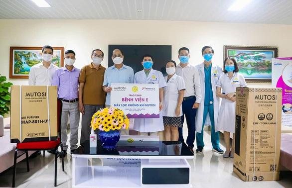 Nhìn lại chặng đường Mutosi Vững vàng sức khỏe Việt năm 2020 - Ảnh 4.