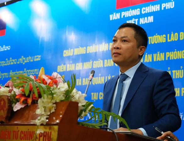 Ông Nguyễn Hồng Sâm là tổng giám đốc Cổng thông tin điện tử Chính phủ - Ảnh 1.