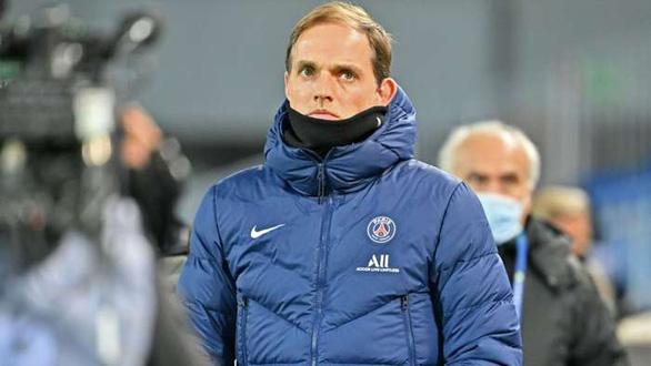 PSG bất ngờ sa thải huấn luyện viên Tuchel - Ảnh 1.