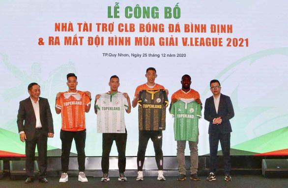 Tân binh V-League được đầu tư khủng - Ảnh 2.