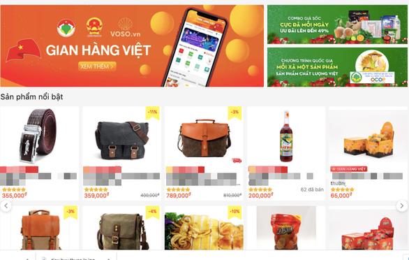 Mực khô, nước mắm chuẩn Việt sẽ có gian hàng riêng trên online - Ảnh 1.