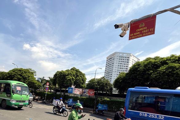 Lắp camera phạt nguội trên toàn quốc: CSGT đỡ ra đường, người dân nâng cao ý thức - Ảnh 1.