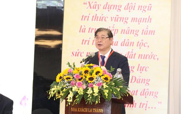 Ông Phan Xuân Dũng làm chủ tịch Liên hiệp Các hội khoa học và kỹ thuật Việt Nam - Ảnh 3.