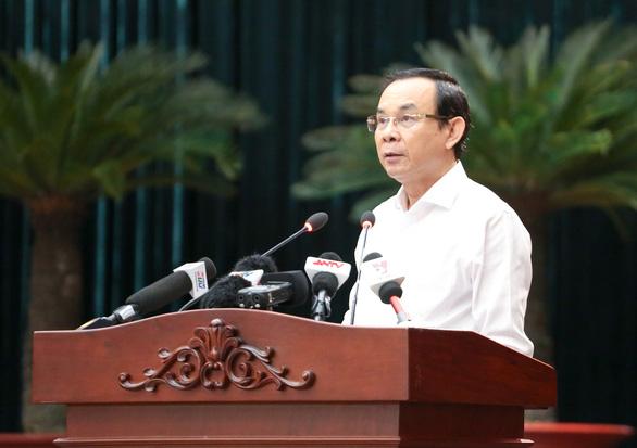 Bí thư Nguyễn Văn Nên: Cảnh sát mà thiếu bản lĩnh thì nên đi làm việc khác - Ảnh 1.