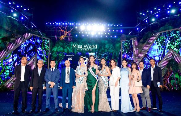 Casper tiếp tục đồng hành cùng Miss World Vietnam - Ảnh 1.