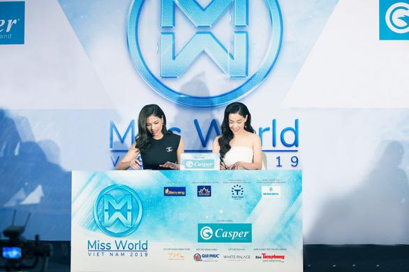 Casper tiếp tục đồng hành cùng Miss World Vietnam - Ảnh 2.