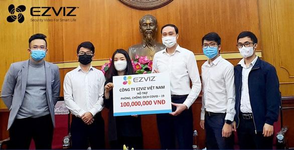 EZVIZ trao quà cho các em nhỏ làng trẻ Hòa Bình và Thiện Nhân - Ảnh 3.