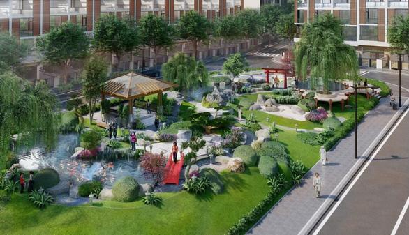 Lợi thế kinh doanh vượt trội của nhà phố thương mại hai mặt tiền Takara Residence - Ảnh 4.