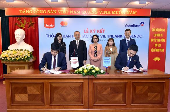 VietinBank hợp tác với Công ty Sen Đỏ phát hành thẻ vật lý, thẻ phi vật lý - định danh eKYC - Ảnh 1.