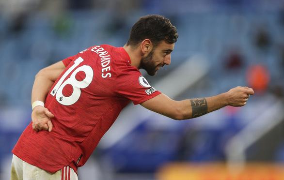 Man Utd bị Leicester cầm chân sau hai lần dẫn trước - Ảnh 3.