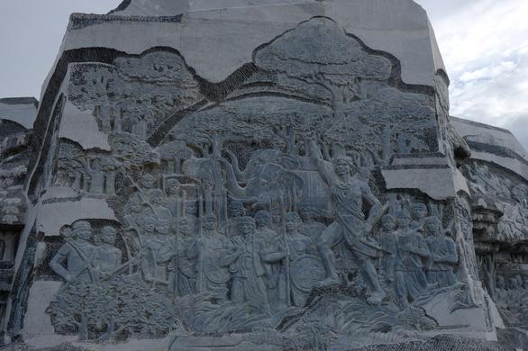 Đắk Nông hoàn thành công trình tượng đài N'Trang Lơng 167 tỉ đồng - Ảnh 3.