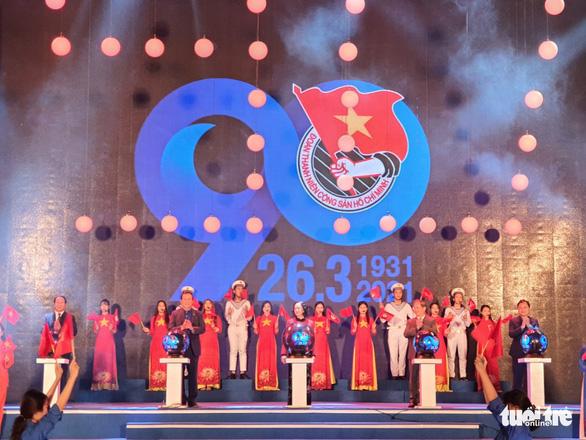 90 ngày cao điểm chào mừng 90 năm Ngày thành lập Đoàn - Ảnh 1.