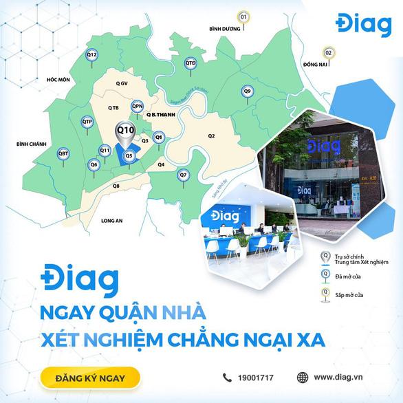 Bước ngoặt đầy tính đột phá của Trung tâm xét nghiệm Diag tại Việt Nam - Ảnh 1.