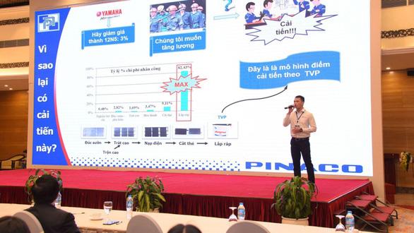 Truyền cảm hứng sáng tạo và cải tiến trong doanh nghiệp Việt - Ảnh 3.