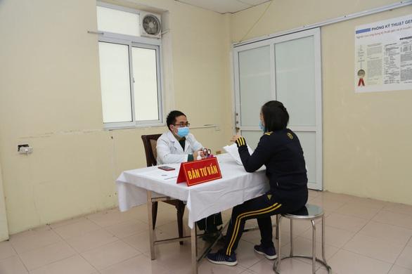 Tiếp tục tiêm thử vắc xin COVID-19 của Việt Nam nhóm liều 50mcg - Ảnh 3.