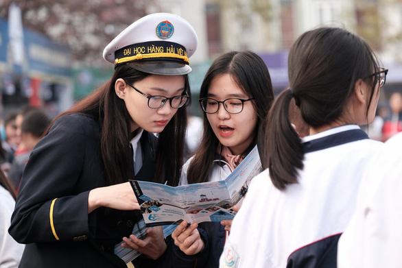 Sáng nay 26-12, tư vấn tuyển sinh tại Nam Định - Ảnh 1.