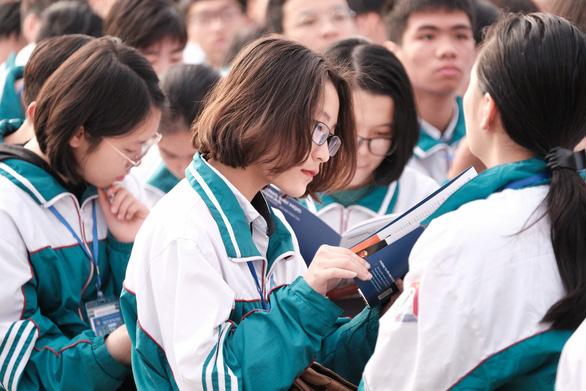 Tư vấn tuyển sinh tại Nam Định: Ngành y, tâm lý sẽ 'lên ngôi'?
