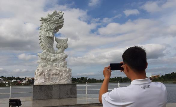 Đắk Nông hoàn thành công trình tượng đài N'Trang Lơng 167 tỉ đồng - Ảnh 4.