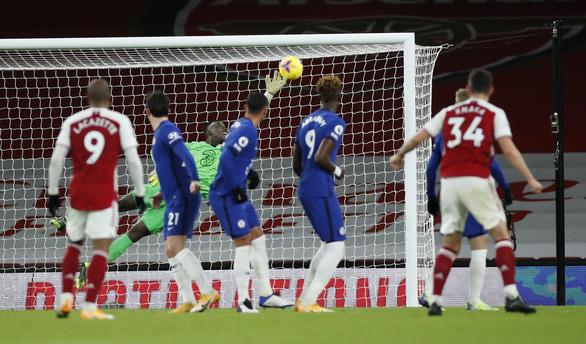 Arsenal thắng thuyết phục Chelsea trong trận derby London - Ảnh 2.