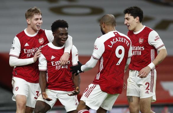 Arsenal thắng thuyết phục Chelsea trong trận derby London - Ảnh 3.