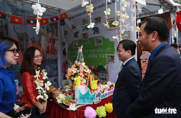 300 thanh niên tiêu biểu ASEAN dự ngày hội hợp tác tại Hà Nội - Ảnh 1.