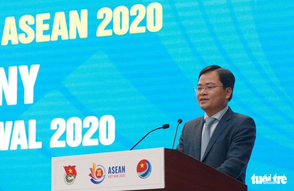 300 thanh niên tiêu biểu ASEAN dự ngày hội hợp tác tại Hà Nội - Ảnh 2.