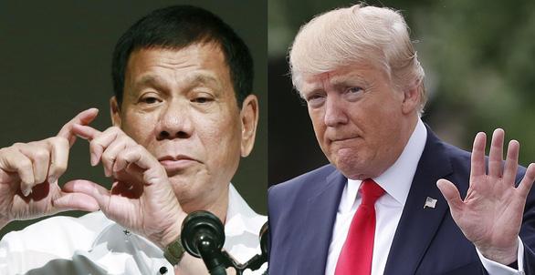 Ông Duterte: Mỹ không đưa vắcxin thì binh sĩ Mỹ khỏi ở lại Philippines - Ảnh 1.