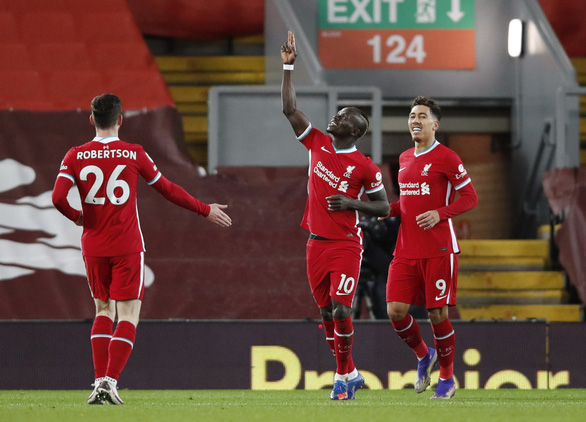 Liverpool không thắng nổi đội áp chót West Brom tại Anfield - Ảnh 1.