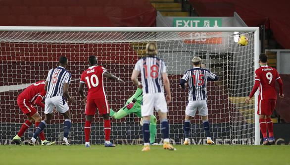 Liverpool không thắng nổi đội áp chót West Brom tại Anfield - Ảnh 2.