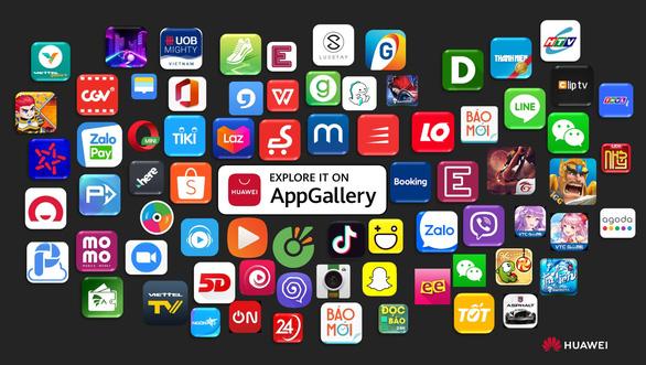 Những trải nghiệm mới thú vị và an toàn trên kho ứng dụng AppGallery - Ảnh 2.