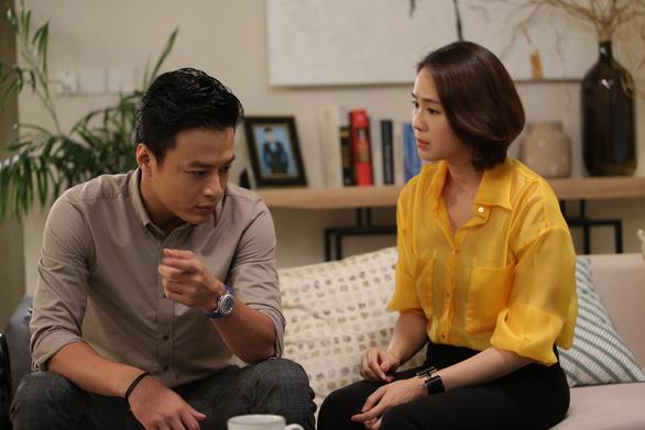 Thu Hà, Vân Dung, Hồng Diễm: Bất ngờ nữ cường trong Hướng dương ngược nắng - Ảnh 5.