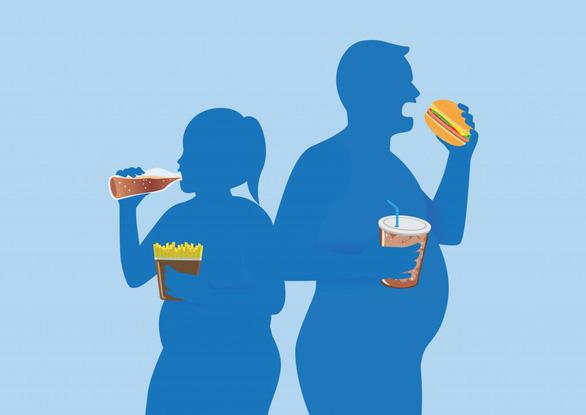 Anh cấm quảng cáo thực phẩm không lành mạnh - Ảnh 1.