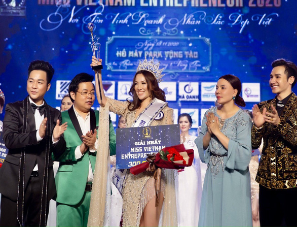 Cuộc thi Hoa hậu Doanh nhân sắc đẹp Việt 2020 bị chính hoa hậu tố lừa đảo - Ảnh 1.