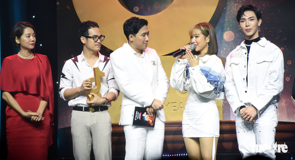 Chàng trai chăn bò Sô Y Tiết nhận giải truyền cảm hứng Tik Tok Awards - Ảnh 10.