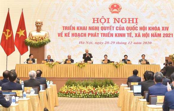 Tổng bí thư, Chủ tịch nước Nguyễn Phú Trọng: Phải kỷ luật, kỷ luật vài người để cứu muôn người - Ảnh 3.