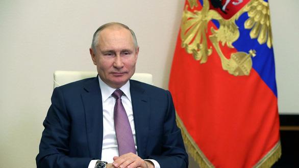Điện Kremlin: Bị công kích 20 năm qua, Tổng thống Putin đã miễn dịch - Ảnh 1.