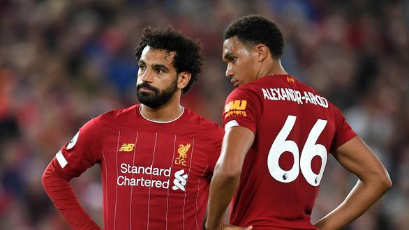 Vì sao Salah bị lép vế? - Ảnh 1.
