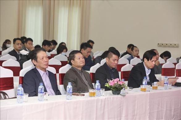 Tập huấn công tác tuyên truyền Đại hội XIII của Đảng cho cơ quan báo chí - Ảnh 1.