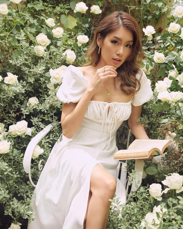 Cô gái con nhà giàu Việt Nam vào top 100 gương mặt đẹp nhất thế giới - Ảnh 6.