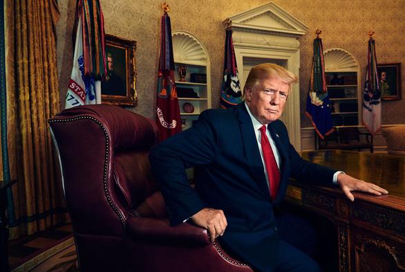 2020 - năm đáng quên với ông Trump - Ảnh 1.