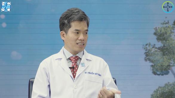 Chương trình tư vấn: Dự phòng đột quỵ ở người bệnh rung nhĩ - Ảnh 4.