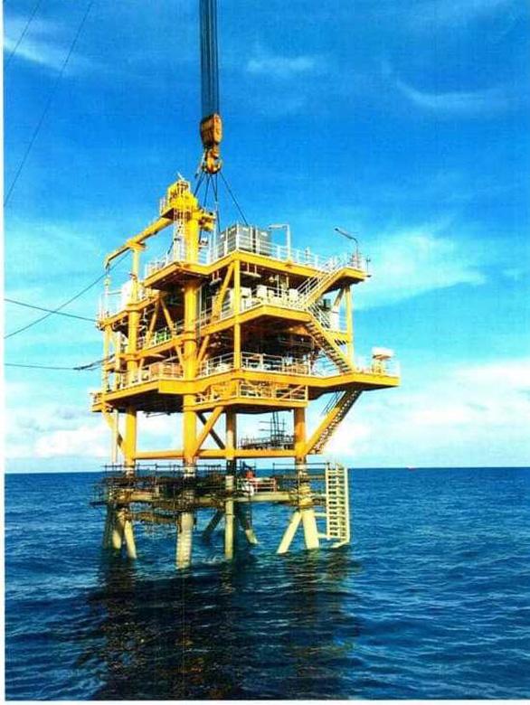 Campuchia khai thác mỏ dầu ở vùng biển gần Việt Nam - Ảnh 2.